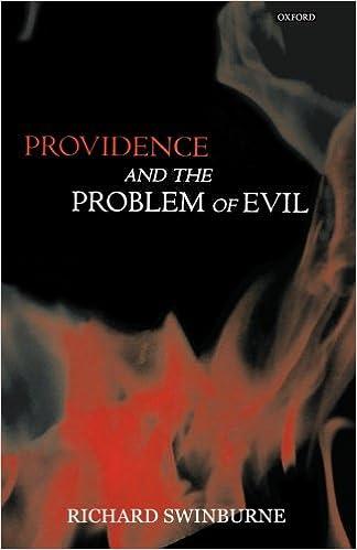 richard swinburne problem of evil