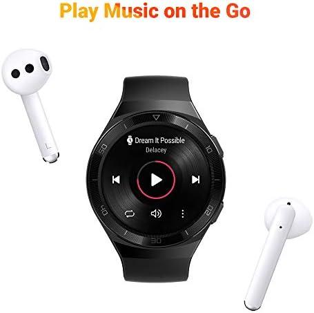 "Huawei Watch GT 2e - Reloj Inteligente ultra-slim, Pantalla de 1.39"" AMOLED, Batería hasta por 2 semanas, Bluetooth, Negro 5"