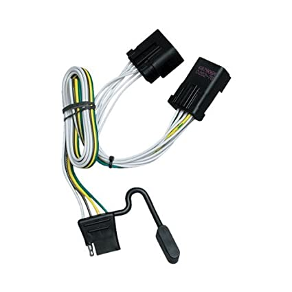amazon com draw tite t connector hitch wiring kit dodge ram vanamazon com draw tite t connector hitch wiring kit dodge ram van 2001 2003 118381 automotive