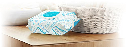 Large Product Image of Amazon Elements Baby Wipes, Unscented, 480 Count, Flip-Top Packs