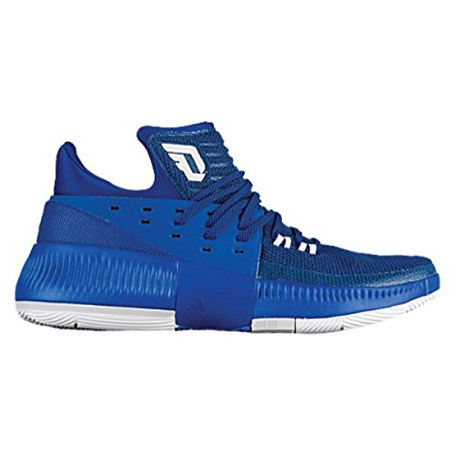 (アディダス) adidas メンズ バスケットボール シューズ靴 Dame 3 [並行輸入品] B077ZW342T
