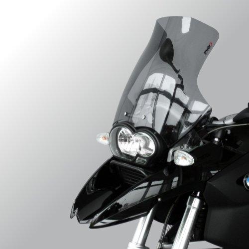 Tourenscheibe Puig f/ür BMW R 1200 GS Adventure 06-13 rauchgrau