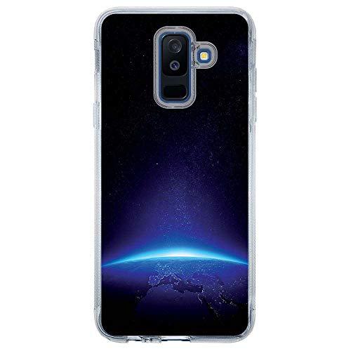 Capa Personalizada Samsung Galaxy A6 Plus A605 Hightech - HG01
