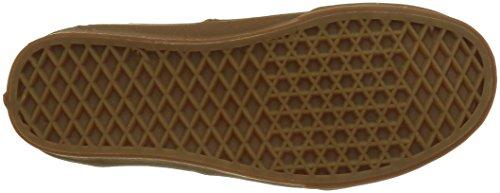 Unisex Pewter Vans Gris Gum Authentic Adulto Gumsole Zapatillas Light n7nZHwqC