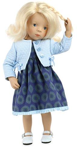Sylvia Natterer Petitcollin Minouche Alba Doll by Sylvia Natterer