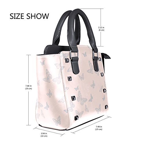Tote Shoulder Sunlome Women Bags For Multicolor UdTaqPTw