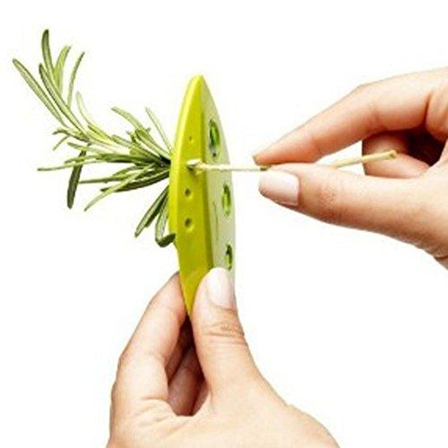 JD Million shop 1pcs Kale Chard Collard Greens Herb Stripper Looseleaf Loose Leafs Kitchen Gadgets (Counter Stools Ikea)