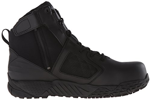 Under Armour Mens Zip 2.0 Protect Nero / Nero / Nero