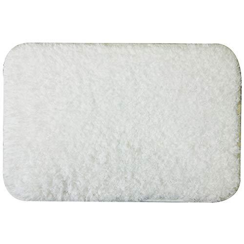 Tapete Banheiro Pueblo 0, 45 X 0, 75 Unico/branco Niazitex Pueblo Branco 0, 45 X 0, 75