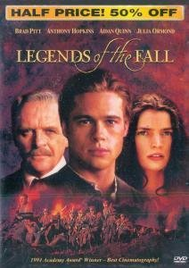 legends of the fall blu ray amazon