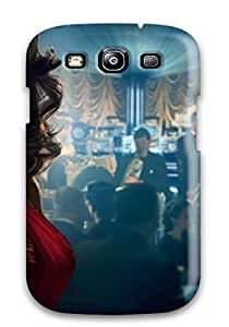 New Emma Stone In Gangster Squad Tpu Case Cover, Anti-scratch HbEciWN6220Gpvdy Phone Case For Galaxy S3