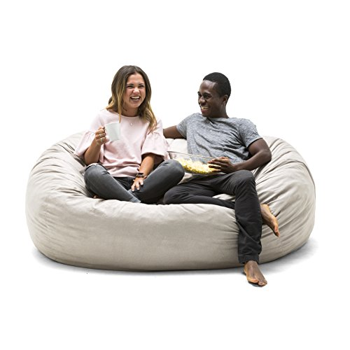 Miraculous Best Giant Bean Bag Review Dailytribune Chair Design For Home Dailytribuneorg