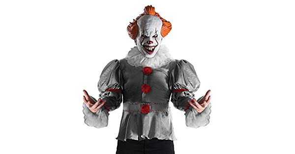 Amazon.com: Pennywise Payaso Peluca – Adulto: Clothing
