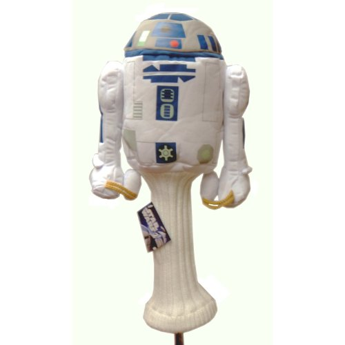 7pc Complete Star Wars Collectors 460cc Golf Head Cover Set by Disney (Image #3)
