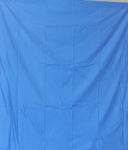 ePhoto 10' x 12' Chroma Key Chromakey Blue Muslin Backdrop Seamless Background 1012BLUE
