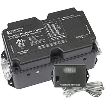 Amazon Com Progressive Industries Hw50c Hardwired Ems