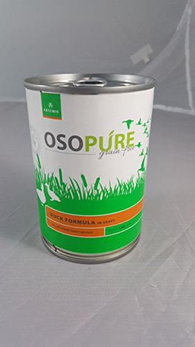 Thing need consider when find artemis dog food osopure?