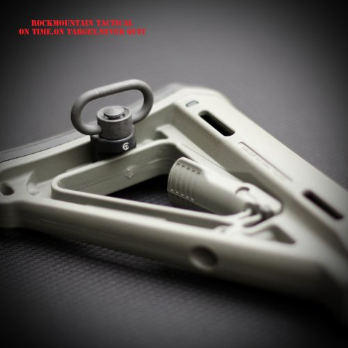 Impact Weapons Components - Mount In Slot QD Sling Mount For Magpul MOE & CTR Stocks P/N SQDRLBS (Impact Weapons)