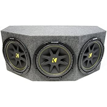 "Amazon.com: JL Audio CP212-W0V3 Dual 12"" 12W0v3 Ported"