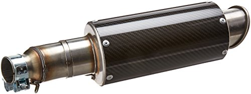Hotbodies Racing (51303-2400) Carbon Fiber Slip-On Exhaust Canister