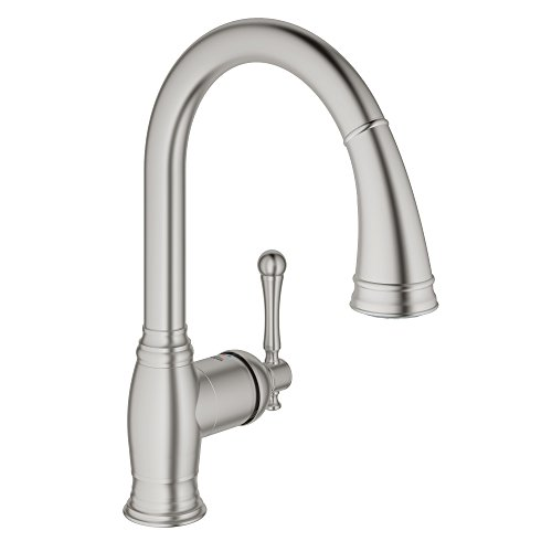 grohe bridgeford faucet - 1