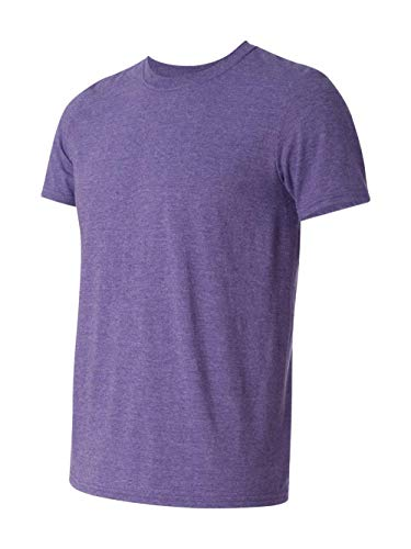 Gildan Men's Softstyle Ringspun T-shirt - Medium - Heather ()