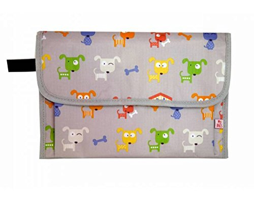 My Bag's Set de bolsos Perritos Gris