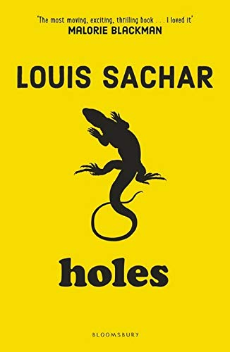 Holes: Amazon.co.uk: Sachar, Louis: 9781408865231: Books