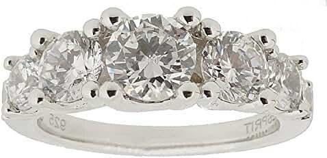ESPRIT Women's Idya Glam Ring Sterling Silver 4 G