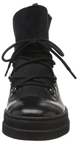 para Maria Mujer G00 Negro Gant Botines Black qEdBFZWyc