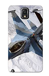 Hot IVukCWU3033cLnSe Case Cover Protector For Galaxy Note 3- Military Aircraft (112)