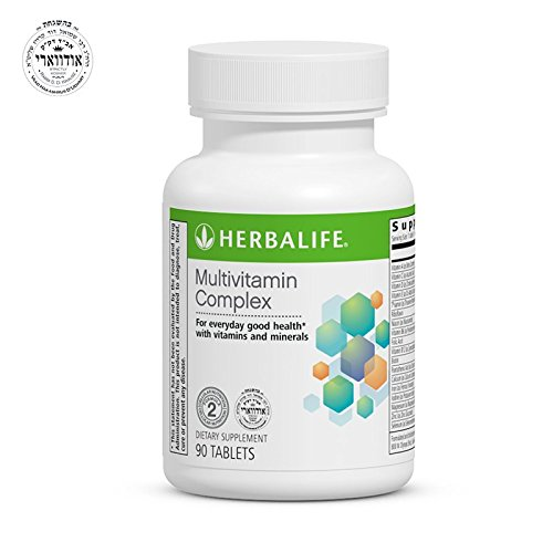 Herbalife Formula 2 Multivitamin Complex Original 90 Tablets(Take one Tablet with a Meal Three Times per Day)