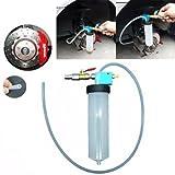 FidgetFidget Car Brake Fluid Replacement Tool Pump Oil Drained Tools Empty Exchange-Equipment