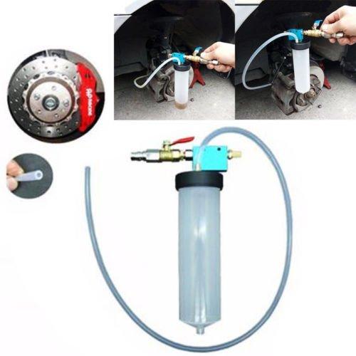 FidgetFidget Car Brake Fluid Replacement Tool Pump Oil Drained Tools Empty Exchange-Equipment by FidgetFidget