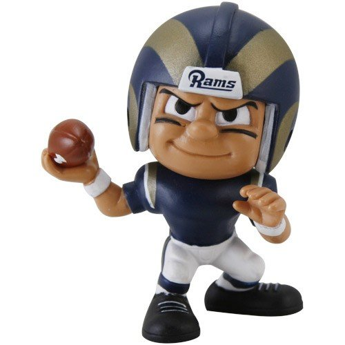 St. Louis Rams Official NFL Lil Teammates NFL Quarterback Series 4 Toy Figure by Party Animal Inc