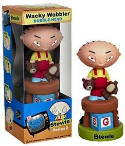 Wacky Wobblers Family Guy Stewie 2 Bobble Head by Funko