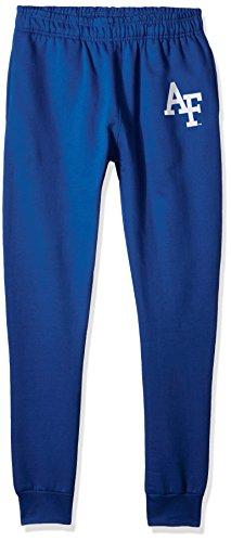 - NCAA Air Force Falcons Men's Banded Bottom Jogger, Medium, Royal Blue