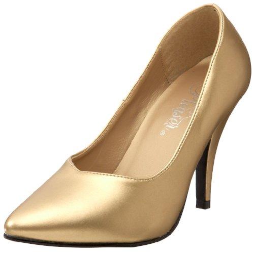 Gold Or 420W Escarpins DREAM Pleaser Pu Femme BwRqXnfC