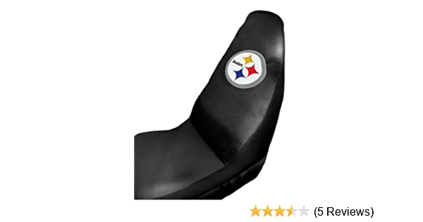 The Northwest Company NFL Pittsburgh Steelers Car Seat Cover 1NFL175001078WDC