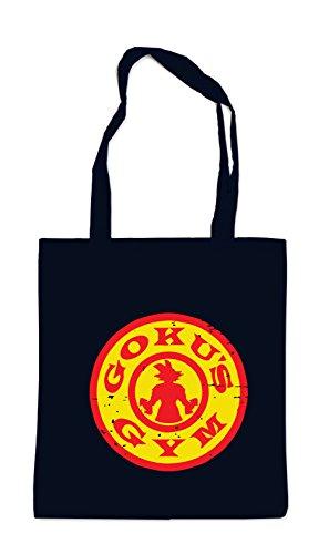 Goku´s Gym Bag Black Certified Freak
