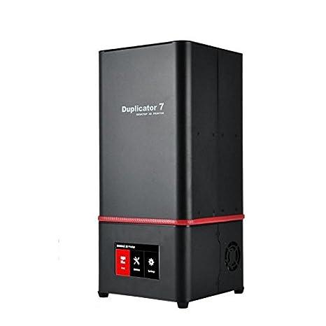 Wanhao Duplicator D7 Plus - Impresora 3D de escritorio (resina de ...