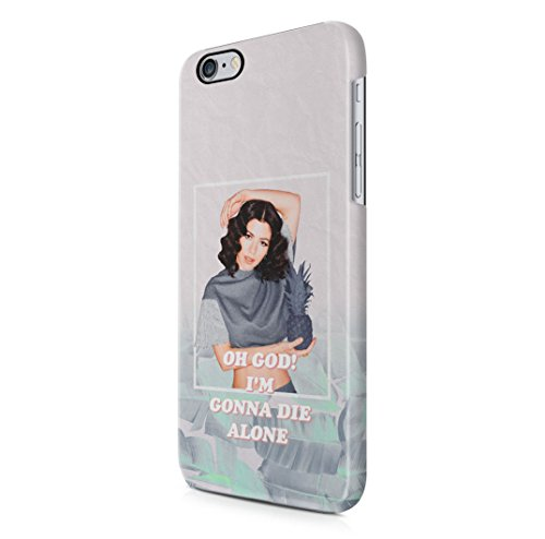 Marina And The Diamonds Gonna Die Alone iPhone 6, 6s Hard Plastic Case Cover