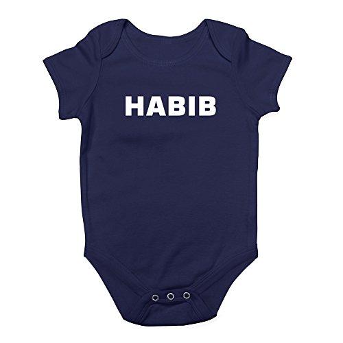 idakoos-habib-male-names-baby-bodysuit
