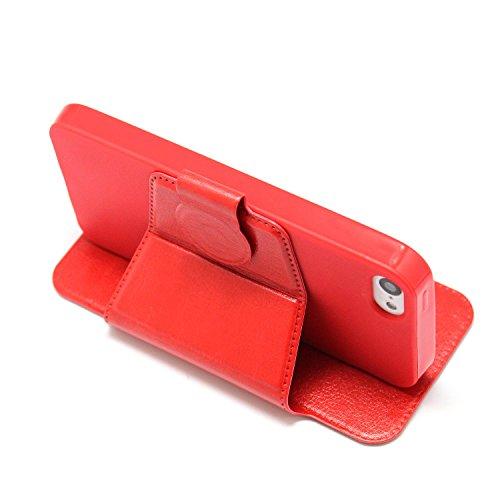 Style Your Mobile Schutzhülle für Apple iPhone 5°C Silikon, bedruckt, inkl. Displayschutzfolie und Stylus