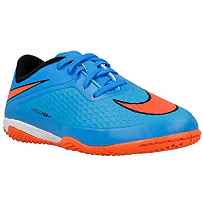Amazon.com: Nike Youth Jr Hypervenom Phelon IC Indoor ...