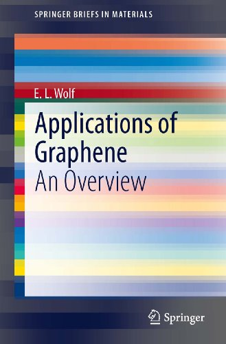 - Applications of Graphene: An Overview (SpringerBriefs in Materials)