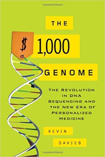 Newborn Dna Sequencing Finds Actionable >> The 1 000 Genome The Revolution In Dna Sequencing And The