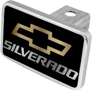 Chevy Silverado Hitch Cover by Eurosport Daytona
