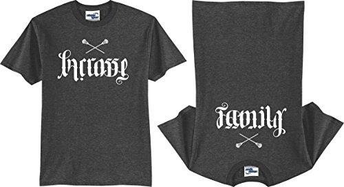 Lacrosse T-Shirt: Lacrosse Is Family – DiZiSports Store