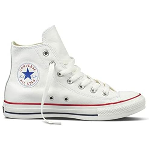 29abe3f21326 Converse Chuck Taylor All Star Leather High Top Sneakers (4 D(M) US ...